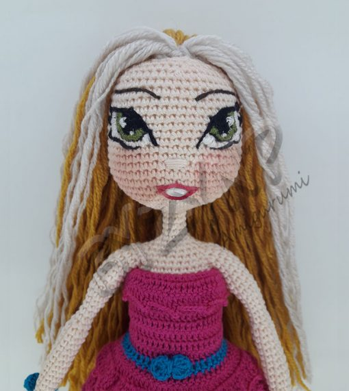 Amigurumi Balerin Bebek Yapılışı- Amigurumi Ballerina Doll Free ... | 571x510