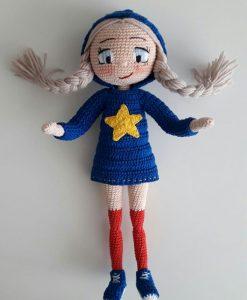 Amigurumi Elsa Bebek Yapımı - Amigurumi Tarifleri   300x247